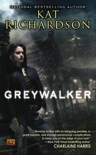 Greywalker 9780451461322