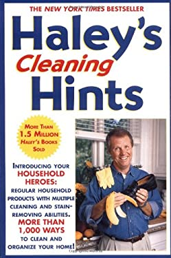 Haley's Cleaning Hints 9780451211910