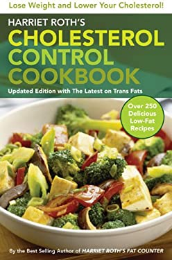 Harriet Roth's Cholesterol Control Cookbook 9780452289680