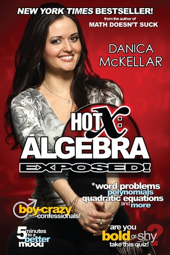 Hot X: Algebra Exposed! 9780452297197