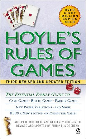 Hoyle's Rules of Games 9780451204844