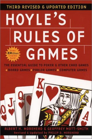 Hoyle's Rules of Games: Third Revised and Updated Edition 9780452283138