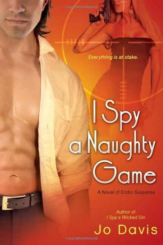 I Spy a Naughty Game 9780451231161