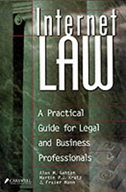 Internet Law: A Practical Guide for Legal and Business Professionals 9780459254650