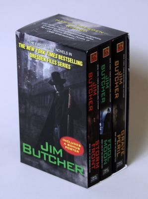 Jim Butcher Set 9780451947208