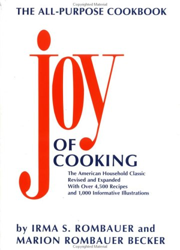 Joy of Cooking: The All-Purpose Cookbook
