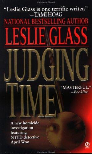 Judging Time 9780451195500