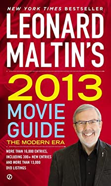 Leonard Maltin's 2013 Movie Guide: The Modern Era 9780451237743