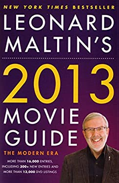 Leonard Maltin's 2013 Movie Guide: The Modern Era 9780452298545