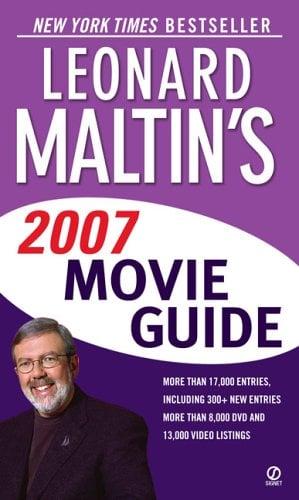 Leonard Maltin's Movie Guide 2008