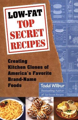 Low-Fat Top Secret Recipes 9780452281493