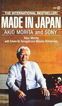 Made in Japan: Akio Morita and Sony 9780451151711