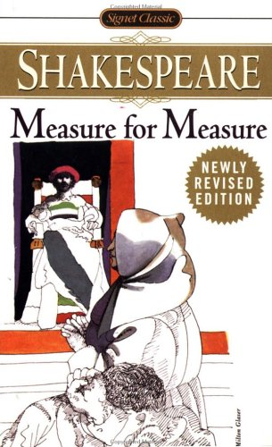 Measure for Measure 9780451527158