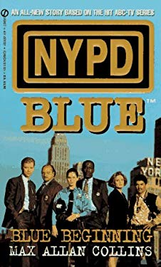 NYPD Blue: Blue Beginning 9780451183910