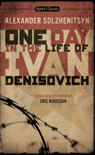 One Day in the Life of Ivan Denisovich   Books - Influential and Favo ...