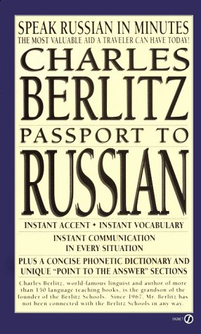 Passport to Russian 9780451172006