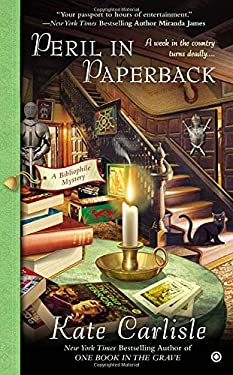 Peril in Paperback: A Bibliophile Mystery