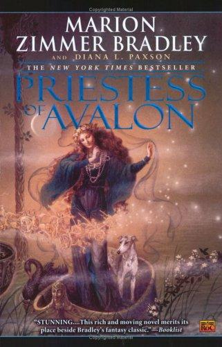 Priestess of Avalon 9780451458629