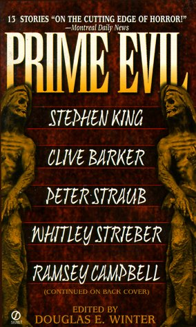 Prime Evil: New Stories by the Masters of Modern Horror 9780451159090