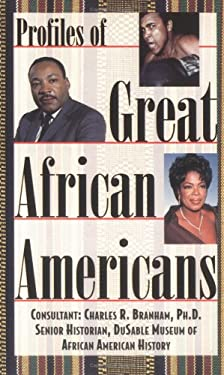 Profiles of Great African-Americans 9780451192752