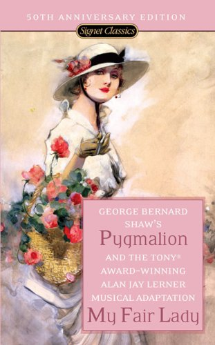 pygmalion and my fair lady Most people know the plot from my fair lady, the musical film adaptation of shaw's play (sorry to say, there's no rain in spain falling mainly on the plain in the original), and it's been parodied by everyone from the three stooges to the simpsons and family guy.
