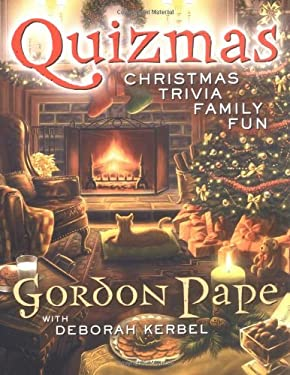 Quizmas: Christmas Trivia Family Fun 9780452287044