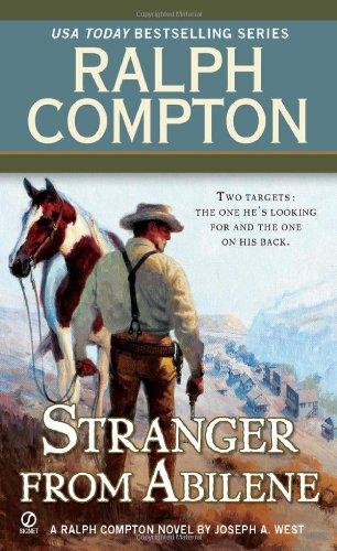 The Stranger from Abilene 9780451234315