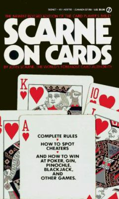 Scarne on Cards: Revised Edition 9780451167651
