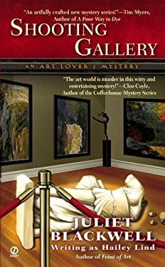 Shooting Gallery: An Art Lover's Mystery 9780451219732
