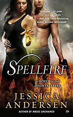 Spellfire: A Novel of the Nightkeepers 9780451238481