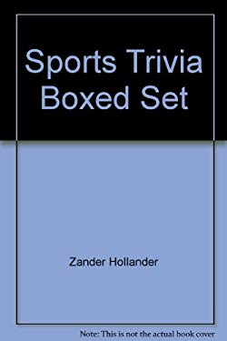 Sports Trivia 4-Copy Mixed Set 9780451935700