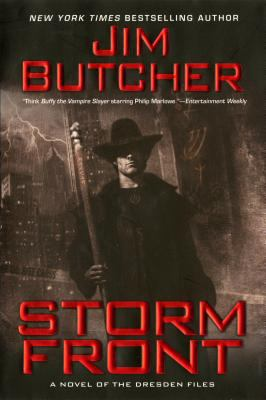 Storm Front: A Novel of the Dresden Files 9780451461971