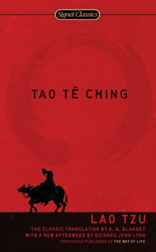 Tao Te Ching 9780451530400