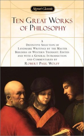 Ten Great Works of Philosophy 9780451528308
