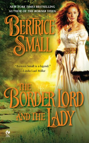 The Border Lord and the Lady 9780451230430