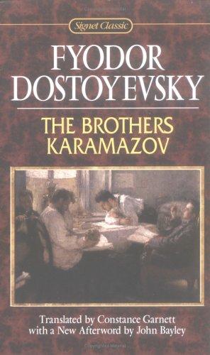 The Brothers Karamazov 9780451527349