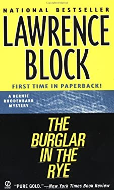 The Burglar in the Rye 9780451198471