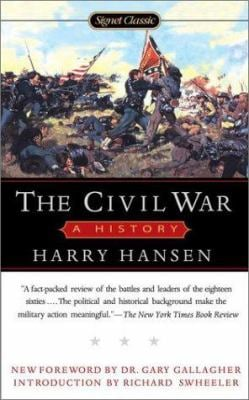 The Civil War: A History 9780451528490