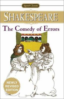 The Comedy of Errors 9780451528391