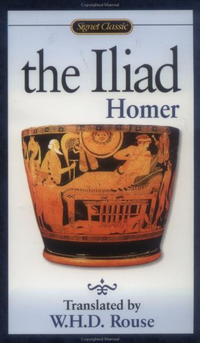 The Iliad: The Story of Achilles 9780451527370
