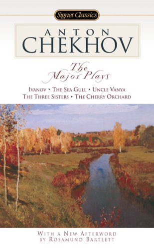 The Major Plays: Ivanov, the Sea Gull, Uncle Vanya, the Three Sisters, the Cherry Orchard 9780451530370