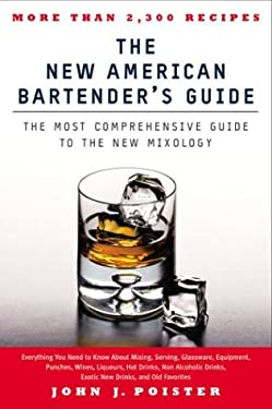 The New American Bartender's Guide 9780451205247