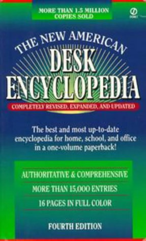 The New American Desk Encyclopedia 9780451193209