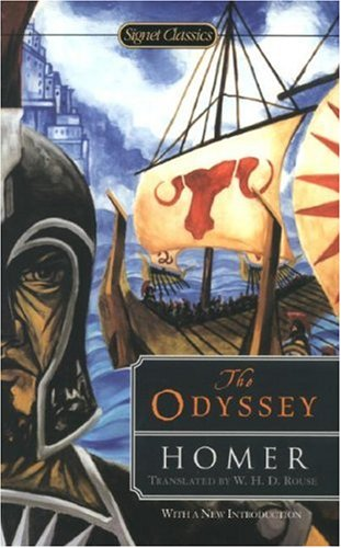 The Odyssey: The Story of Odysseus 9780451530684
