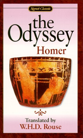 The Odyssey: The Story of Odysseus 9780451527363