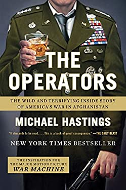 The Operators: The Wild and Terrifying Inside Story of America's War in Afghanistan 9780452298965