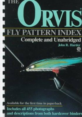 The Orvis Fly Patterns Index 9780452267435