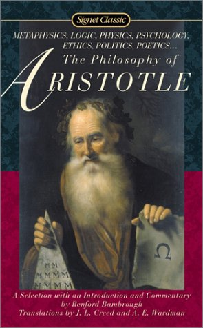 The Philosophy of Aristotle 9780451528872