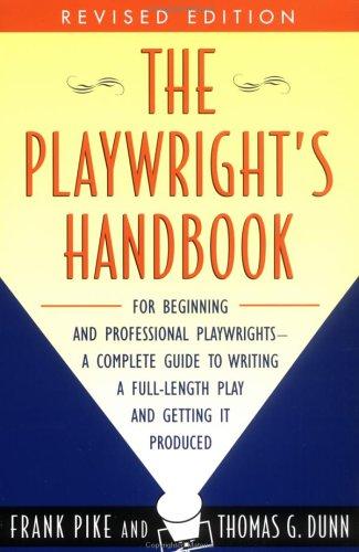 Playwright's Handbook
