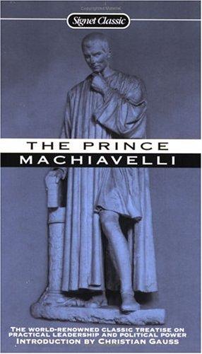 The Prince 9780451527462